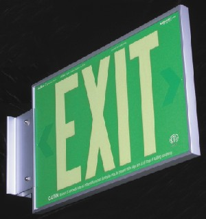 CHOICE Exit Sign